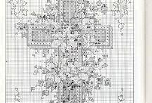 religion cross stitch
