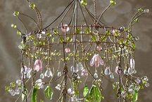 vidrios ,lamparas