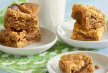 Rezepte :: Brownies & Blondies / Rezepte von Cynthia Barcomi
