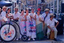 Feria de Malaga  2013 / Feria de Malaga   el Centro y el Real