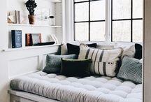 interior design : relaxing area