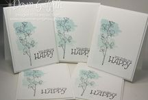 Spring 2014 Stampin up / by Linda Hellem