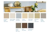 Paint Colors / by Lindsay Woodward