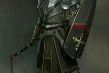 Medieval kniggits