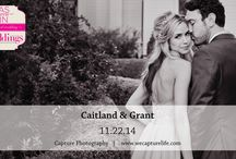 Featured Real Weddings: From the Summer/Fall 2015 Issue of Real Weddings Magazine / In the just released Summer/Fall 2015 issue of Real Weddings Magazine, we feature 44 gorgeous and inspiring real weddings from Sacramento to the Sierra! And we're pleased to give you a sneak peek of each one here in this Pinterest Board! Come to our website to see the weddings in full, read the couples' love stories along with the full list of their wedding dream team vendors: www.realweddingsmag.com