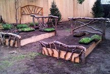 Raised Garden Designs / by Marie Rodenbaugh