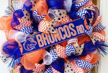 Boise State Broncos /  Boise State Football... All the Way!!!! / by Marilyn Gerhard