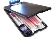 Office Tools on the Go / Useful tools to help keep you organized while on the go.   / by OfficeSupply.com