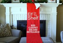 Elf on a Shelf Love / by Crystal Yurik