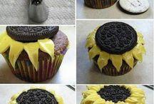 Cupcakes. / etc...