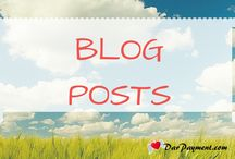 Blog Posts / Original blog posts from my blog, DarPayment.com, my blog. These posts relate to angel communication, psychic development, channeled writing, and spiritual development. You will find actionable tips, techniques, worksheets, and free resources to help you increase your intuitive gifts. Thank you for checking these posts out.