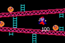 Donkey Kong / The arcade game that put Nintendo on the map in NA.
