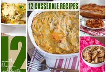 Casseroles / Easy Casserole Recipes