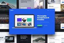 UI Kit / A Collection of Web, Mobile App and Game UI Elements