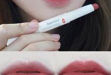 lip makeup ♡☆♡☆♡