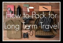Travel - backpaking