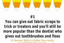 You said it! / Fun observations by quilters