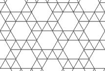 Tessellation Patters - Printing on Craft Papers