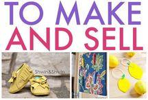 make and sell