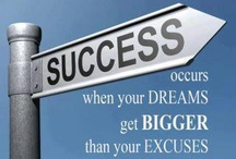 Motivational / Keep your thoughts positive! / by Marlene 'd2i' Khaleel-Porges