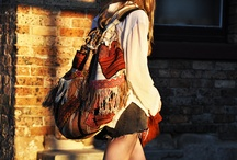 Accessories  / bags, shoes, jewelry, belts, hats, scarves, style. / by Angela Li