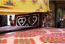 Block Screen Prints / Block screen print are a perfect blend of traditional and contemporary patterns that are crafted keeping in mind the changing fashion trends across the globe. We also customize these block screen print according to the specifications of the clients. For more details visit us- http://www.gayatriagencies.in