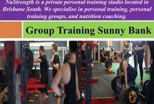 Group Training Sunny Bank