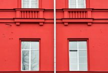 ART & PHOTOGRAPHY / red //
