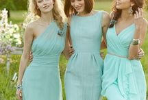 Bridesmaid ideas / Dresses for you girls to see what i'm thinking :)