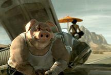 Michel Ancel nos enseña una nueva imagen de ¿Beyond Good & Evil 2?