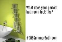 #DRSSummerBathroom
