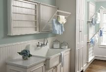 Laundry & Mud Rooms / clean