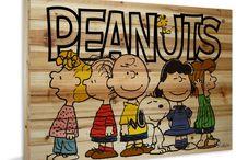 Snoopy (Peanuts) & Gang
