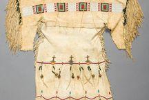 Cheyenne Clothing, Female.
