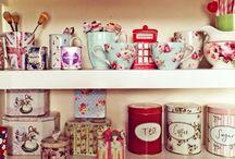 Kitchen / My shabby kitchenete - home sweet home Bukit Nirwana 1