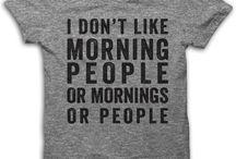 """Me"" shirts"