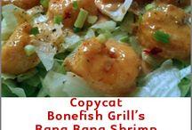 Copycat Recipes / All your favorite restaurant copycat recipes!
