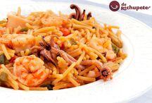 Paella y Fideúa Valenciano / Gastronomía Española