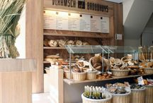 Bakery  / Bread and Architecture