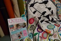 Wendy Williams Quilts and Blocks / Quilting