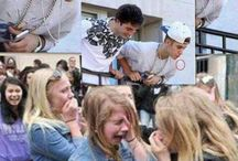 Justin bieber is a loser! Nobody likes you! Give up on life! Sit in a little ball and DIE!!!!!!!!