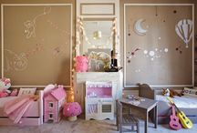 Imaginative Kids Rooms and Spaces...I could pin here forever