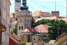 Mikulov / Město na Moravě