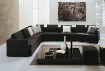 How to Arrange your LIving Room / How to arrange your living room.  It's easy...there are only 3 ways and we show you here.