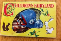 Vintage Fairyland / Photos and ephemera from the early days of Oakland's favorite storybook theme park.