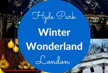 Christmas in London / All the things you need for Christmas in London