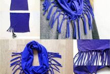 Reuse old clothes