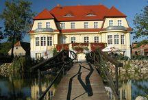 Bądzów - Pałac