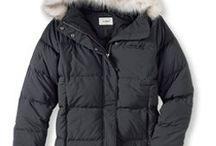 winter coats / by Susan Denice