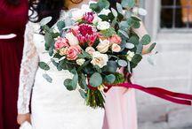Romantic Garden Wedding / Fall for a romantic garden wedding